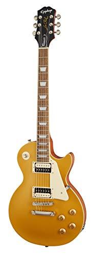Epiphone Modern Les Paul Classic Worn Metallic Gold · Chitarra elettrica