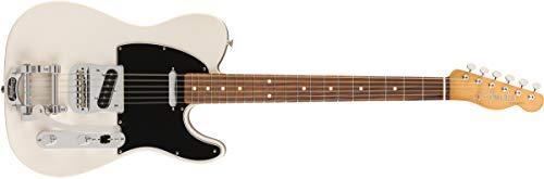 Fender Vintera 60's Telecaster Chitarra Elettrica Con Bigsby Tremolo - Biondo Bianco