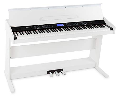 FunKey DP-88 II Pianoforte digitale bianco