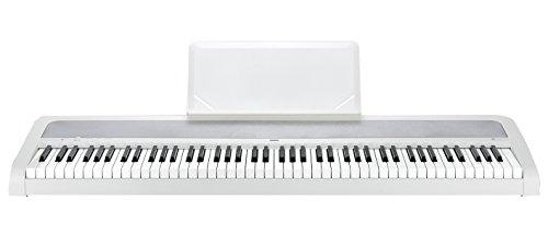 Korg B1pianoforte digitale, colore: Nero, bianco