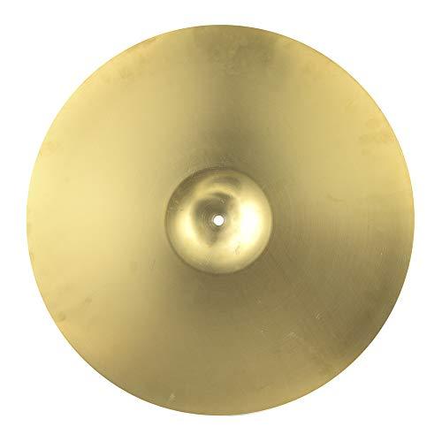 Drfeify Drum Cymbal, Accessorio per Strumenti Musicali per Piatti da 20 Pollici per Amanti della Musica Professionale