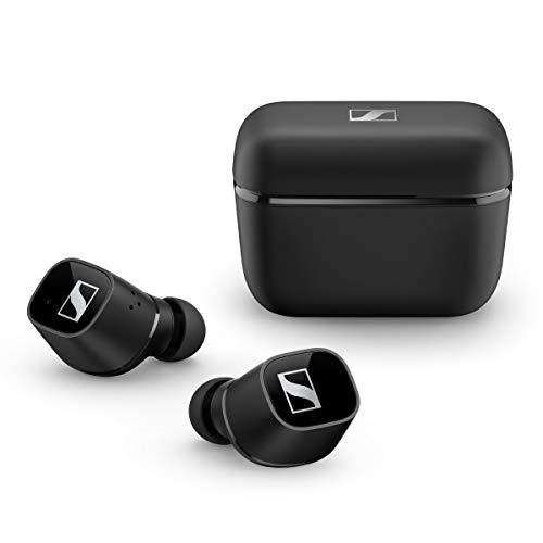Sennheiser CX 400BT Auricolari Bluetooth con Touch Control, Bianco, Nero