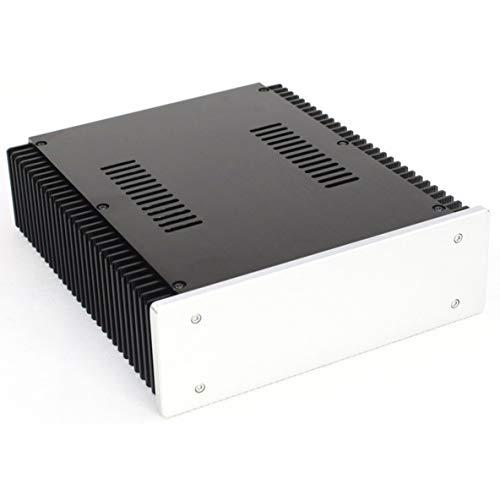 Rouku WA92 Custodia per Amplificatore con Telaio in Alluminio/Custodia per Amplificatore/Scatola DAC per Cabinet Fai-da-Te Kit Fai-da-Te