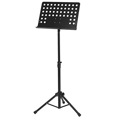 GEWA pure FX F900720 Leggio da Orchestra Lamiera Forata