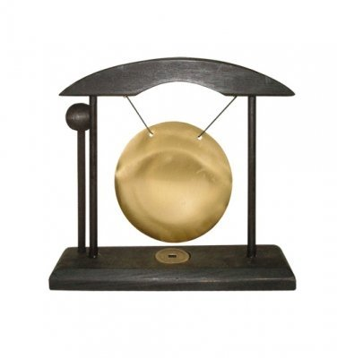 Ping Gong piccolo color nero e oro