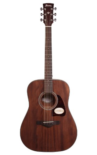 IBANEZ AW54OPN Artwood chitarra acustica dreadnought–Open Pore Natural