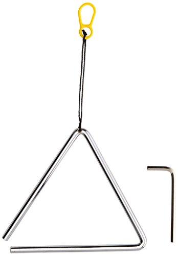 Stagg TRI-6 Triangolo da 15 cm con Bacchetta