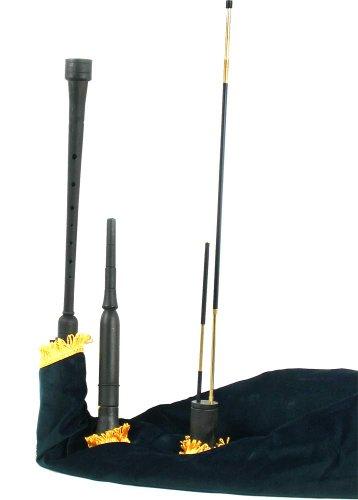 Bagpipes GR26031 Cornamusa da Studio Realizzata in Scozia