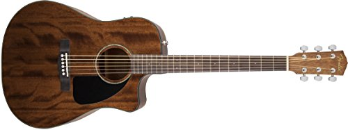 Fender CD60CE All Mahogany Chitarra Acustica