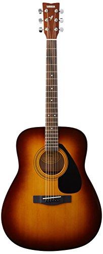 "Yamaha F310 Chitarra Folk - Chitarra Acustica 4/4 in Legno (63,4 cm, scala da 25"") - 6 Corde in Acciaio, Tobacco Sunburst"