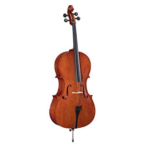SOUNDSATION PCE-44 - Violoncello 4/4 Virtuoso Primo Completo Di Borsa E Archetto
