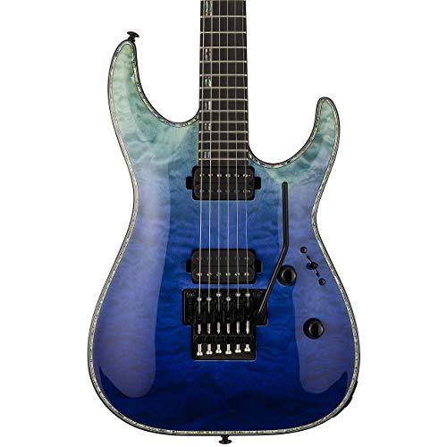 ESP LTD H-1001FR - Chitarra elettrica, colore: Viola