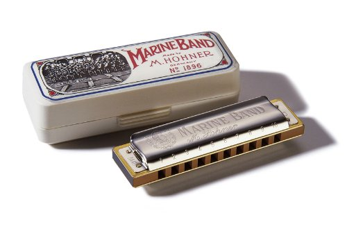 Hohner Marine Band Classic Armonica A Bocca Tonalita' La