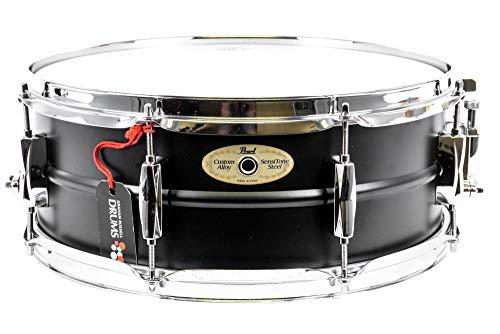 Sensitone Snare SS1455SBE/C 14'x5,5' Matte Black