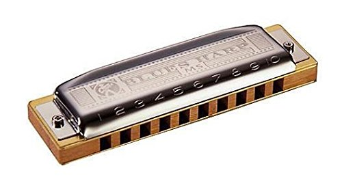 Hohner Harmonica Blues Harp MS Do