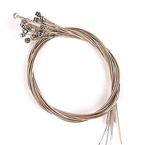 wivarra 16 Pezzi / Set Corde per Arpa Lira Set per Corde per Archi Lira 16 Corde Aeccessari