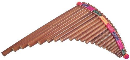 Cusco QT-20- Flauto di Pan 11/6 ottave