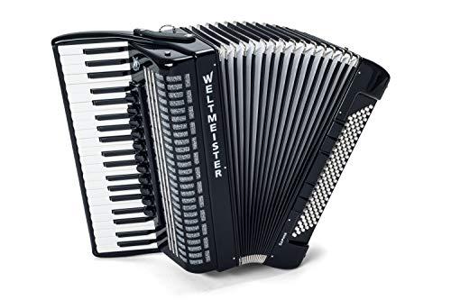 CAMPIONE DEL MONDO piano fisarmonica zaffiro nero