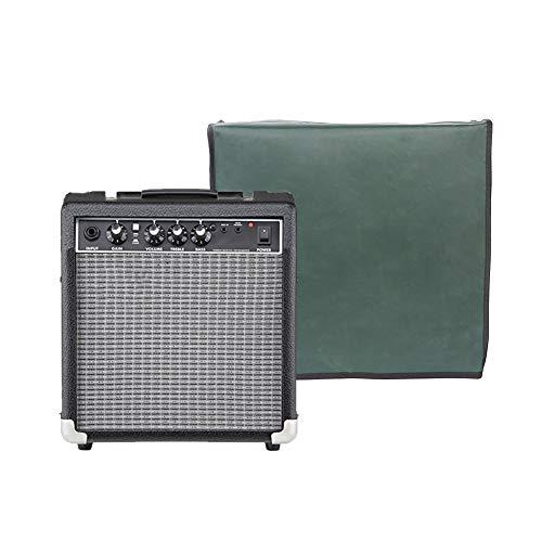 Custodia per amplificatore Blues Junior, colore verde militare (CS-Z493) 18 x 9.2 x 16 inches (L x W x H) Verde
