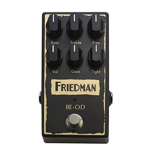 Friedman amplificazione be-od Overdrive pedale per effetti chitarra