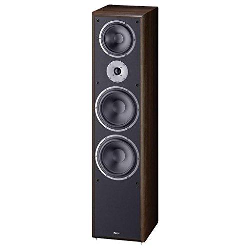 MAGNAT Monitor Supreme 2002 - Diffusore da pavimento 3 vie bass reflex, doppio bass, doppio woofer 8', 1 pezzo