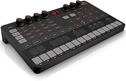 UNO Synth - Sintetizzatore analogico monofonico. Facilmente programmabile. Ultra-portatile.