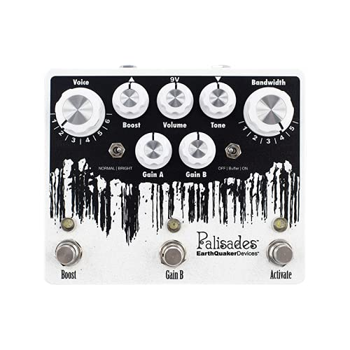 Earthquaker Devices Palisades V2 - Overdrive