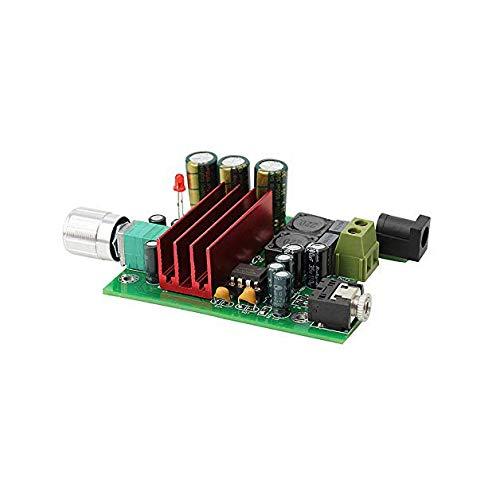 Nobsound 100 W TPA3116D2, amplificatore a piena frequanza, mono channel Digital Power Amp Board NE5532 OPAMP 8-25 V.