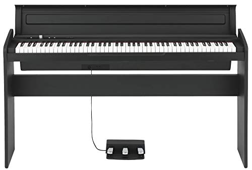 Korg LP-180BK - Pianoforte digitale, nero