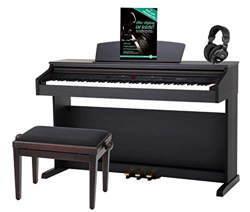 Classic Cantabile DP-50 RH pianoforte digitale palissandro panchetta cuffie