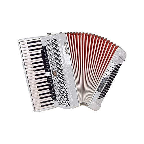 M-zutx 13 Accordatori for tastiera 7 Accordatori for basso Fisarmonica a piano 41 tasti 120 Accordatura for basso Accordion Concerto professionale for principianti Assolo solista Suonare fisarmonica