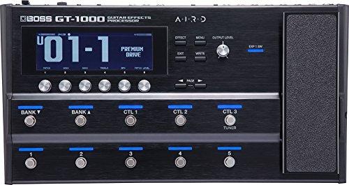 Boss GT-1000 Guitar Multi-Effects Processor
