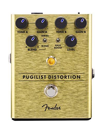 Fender® »PUGILIST DISTORTION PEDAL« Pedale Effetto