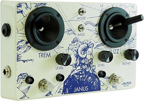 Walrus Audio Janus · Effetto a pedale