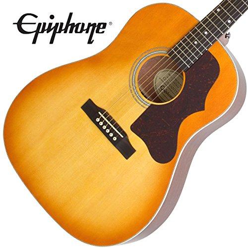 Epiphone EAE5FCNH3 1963 EJ-45 Chitarra Acustica, Faded Cherry