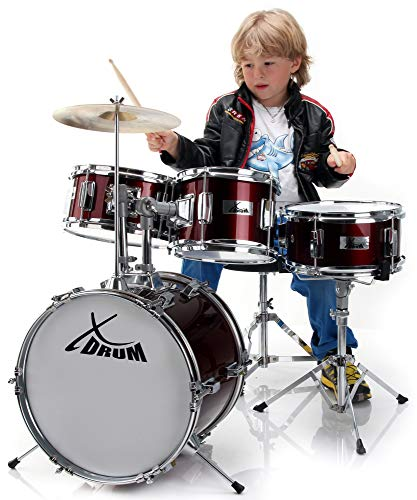XDrum Session Junior Batteria Acustica per Bambini