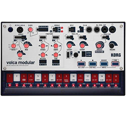 KORG  VOLCA MODULAR - Sintetizzatore analogico semi-modulare