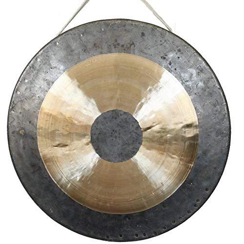 Originale Tam Tam Gong/Whood Chau Gong 50 cm ottimo suono tra cui bobine in legno/cotone -7021