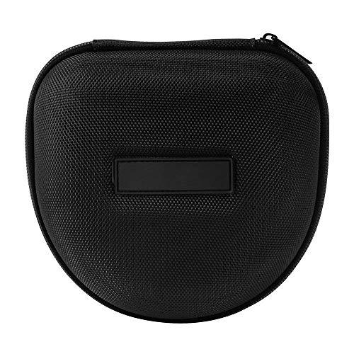 Custodia Rigida Della Custodia per Marshall Cuffie EVA Borsa da Viaggio Custodia rigida per Marshall Major I/Major II Bluetooth On-Ear Headset Auricolare Pieghevole Colore: Nero