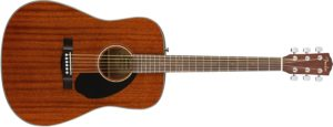 Fender CD-60S All-Mahogany