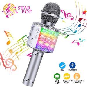 ShinePick Microfono Karaoke