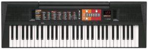 Yamaha Digital Keyboard PSR-F51- la scelta preferita dai principianti
