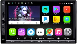 ATOTO A6- autoradio 2 DIN android