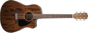Fender CD60CE- chitarra acustica Fender
