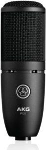 AKG P120- microfono a condensatore con diagramma stretto