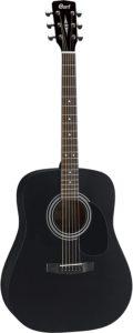 Cort AD810BKS- chitarra acustica nera