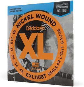 D'Addario EXL110BT- migliori corde per bending