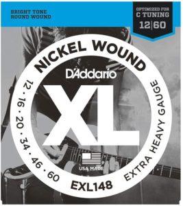 D'Addario EXL148- corde chitarra elettrica D'Addario
