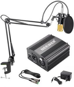 Neewer NW-800- microfono a condensatore economico