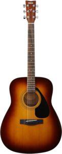 Yamaha F310- chitarra acustica per principianti
